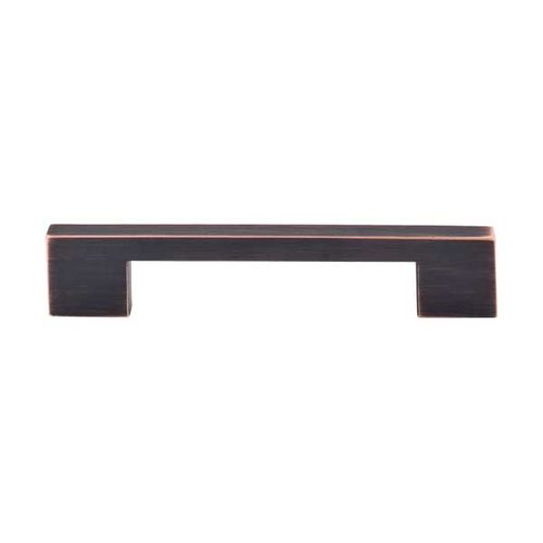 Top Knobs Sanctuary 5 Inch Center to Center Tuscan Bronze Cabinet Pull TK23TB