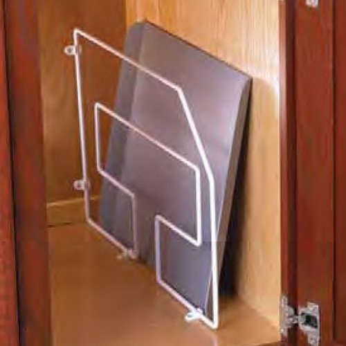 "Tray Divider 12-1/4""H- White <small>(#TD12-W)</small>"