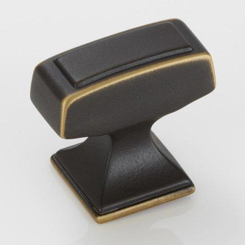 Amerock Mulholland 1-1/4 Inch Diameter Venetian Bronze Cabinet Knob BP535342VB