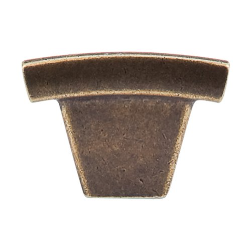 Top Knobs Sanctuary 1-1/2 Inch Length German Bronze Cabinet Knob TK1GBZ