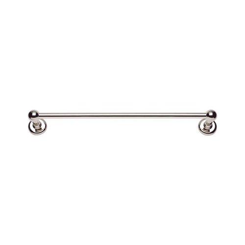 "Atlas Homewares Emma Towel Bar 18"" Polished Nickel EMMTB18-PN"