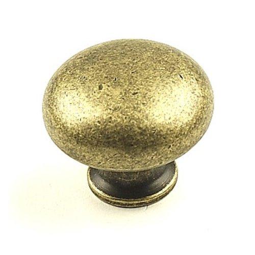 Century Hardware Milan 1-1/4 Inch Diameter Antique Bronze Cabinet Knob 20606-3B