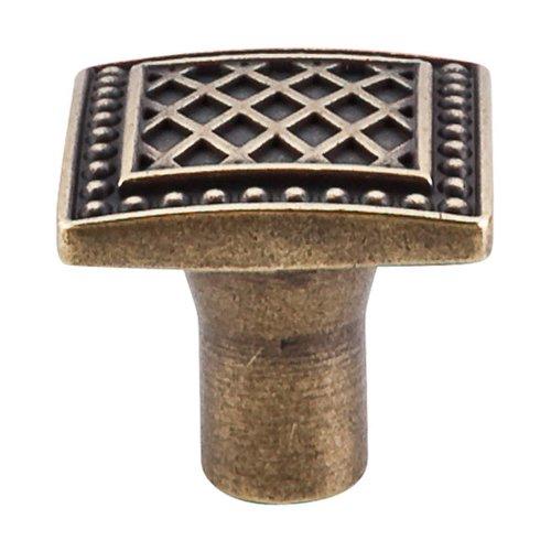 Top Knobs Trevi Fountain 1-1/4 Inch Diameter German Bronze Cabinet Knob TK174GBZ