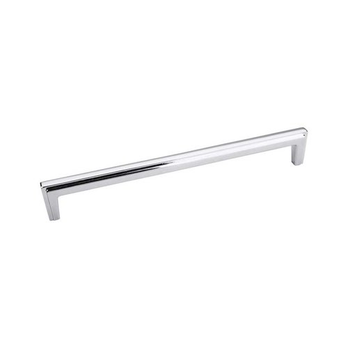 Lexa 7-9/16 Inch Center to Center Polished Chrome Cabinet Pull <small>(#259-192PC)</small>