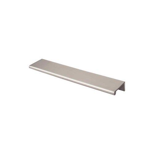 Top Knobs Mercer 8 Inch Length Brushed Satin Nickel Finger Pull TK504BSN