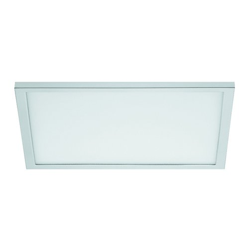 Hafele Loox 24V LED 3025 Silver Surface Mount Spotlight Cool White 833.77.121
