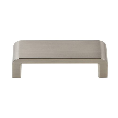 Atlas Homewares Platform Pull 96MM C/C Brushed Nickel A914-BN
