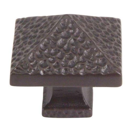 Atlas Homewares Craftsman 1-1/4 Inch Diameter Aged Bronze Cabinet Knob 2237-O