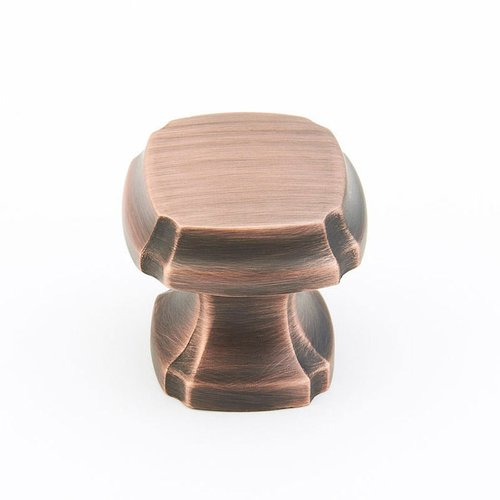 Schaub and Company Empire Designs 1-3/8 Inch Diameter Empire Bronze Cabinet Knob 882-EBZ