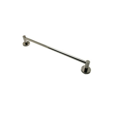 "R. Christensen 30"" Single Towel Bar Polished Nickel 2218US14"