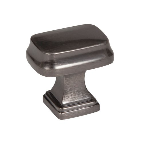 Amerock Revitalize 1-1/4 Inch Diameter Gunmetal Cabinet Knob BP55340GM