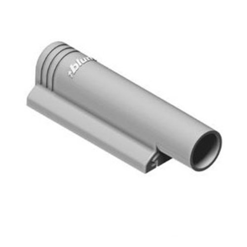 Blumotion For Doors In-Line Adapter Single - Zinc <small>(#970.5201)</small>