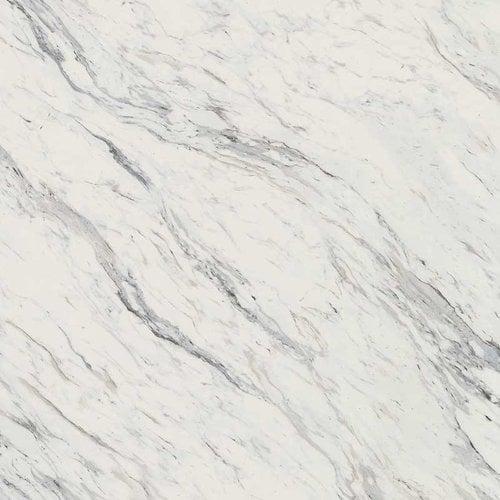 Wilsonart Crescent Bevel Edge Calcutta Marble - 12 Ft CE-CRE-144-4925-07