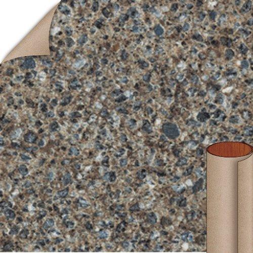 Nevamar Blue Lunaria Textured Finish 4 ft. x 8 ft. Countertop Grade Laminate Sheet LU3001T-T-H5-48X096
