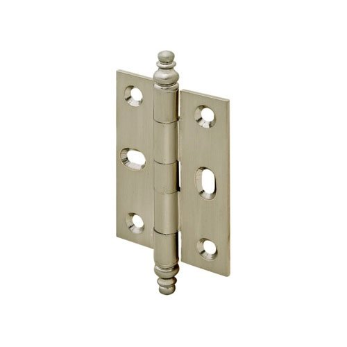 Hafele Elite Mortised Butt Hinge 63X45mm - Brushed Nickel 354.36.600