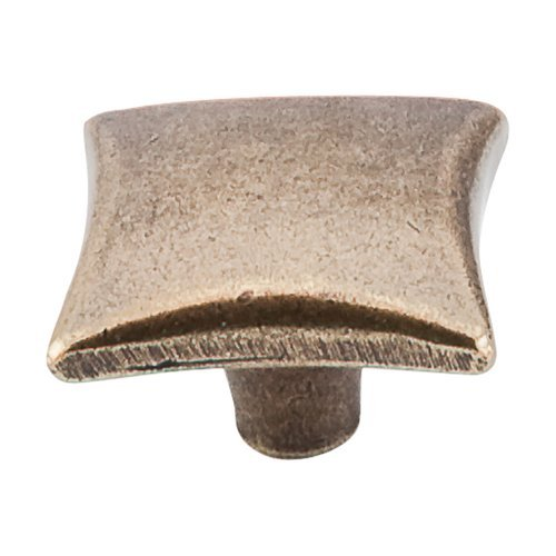 Top Knobs Chateau 1-1/4 Inch Diameter German Bronze Cabinet Knob M254