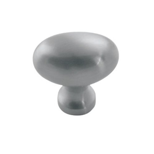 Hickory Hardware Williamsburg 1-1/4 Inch Length Stainless Steel Cabinet Knob P3054-SS