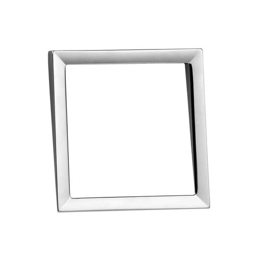 Zen Dharma 2-1/2 Inch Center to Center Polished Chrome Cabinet Pull ZP0076.1