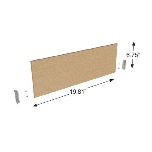 """Tenn-Tex QuikTRAY Deep Drawer Divider Kit 6.75"""" Tall QT-1052"""