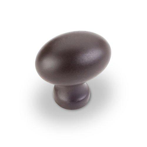 Jeffrey Alexander Bordeaux 1-3/16 Inch Diameter Oil Rubbed Bronze Cabinet Knob 3990-ORB