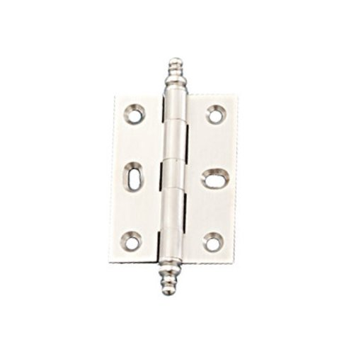 Elite Mortised Butt Hinge 63X45mm - Satin Chrome <small>(#354.36.400)</small>