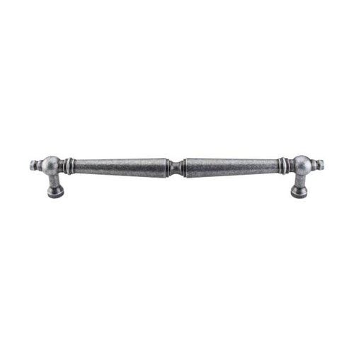 Top Knobs Appliance Pull 18 Inch Center to Center Pewter Appliance Pull M804-18