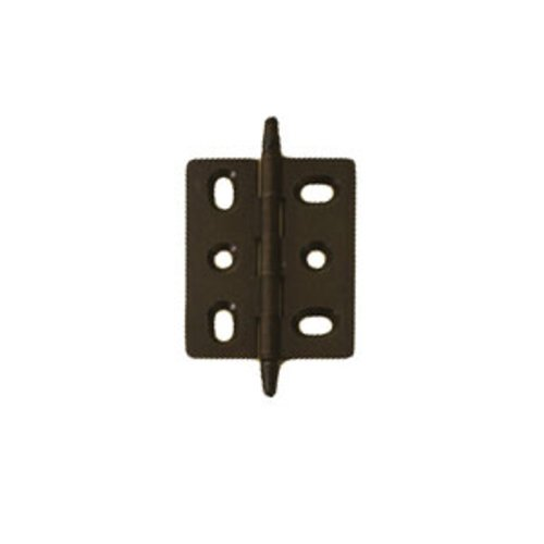 Hafele Elite Mortised Butt Hinge 50X40mm - Oil Rubbed Bronze 354.17.110
