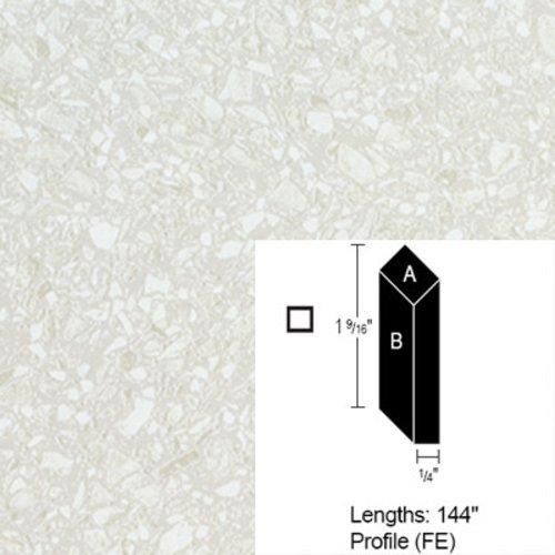 Wilsonart Bevel Edge - Venetian Ivory - 12 Ft CE-FE-144-4928-38