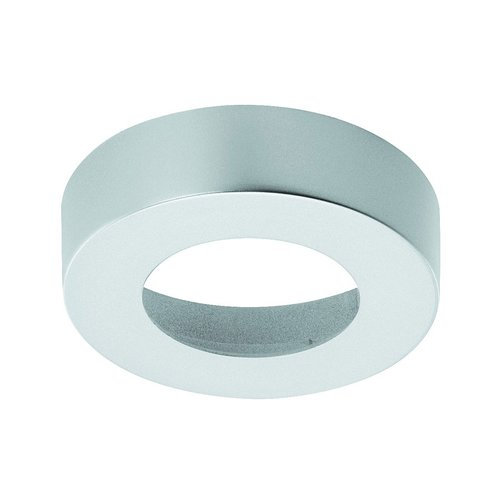 Hafele Loox 2025/2026 Round Surface Mount Trim Ring Silver 833.72.124
