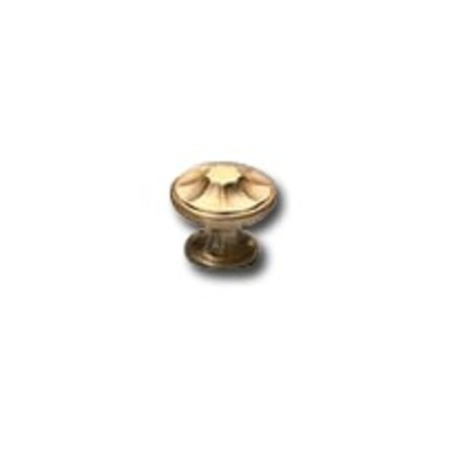 Schaub and Company EMPIRE DESIGNS 1-3/8 Inch Diameter Brushed Bronze Cabinet Knob 876-BBZ