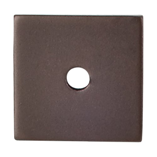 Top Knobs Sanctuary 2-5/8 Inch Length Oil Rubbed Bronze Back-plate TK94ORB