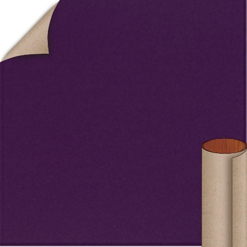 Nevamar Violine Textured Finish 4 ft. x 8 ft. Vertical Grade Laminate Sheet S3055T-T-V3-48X096