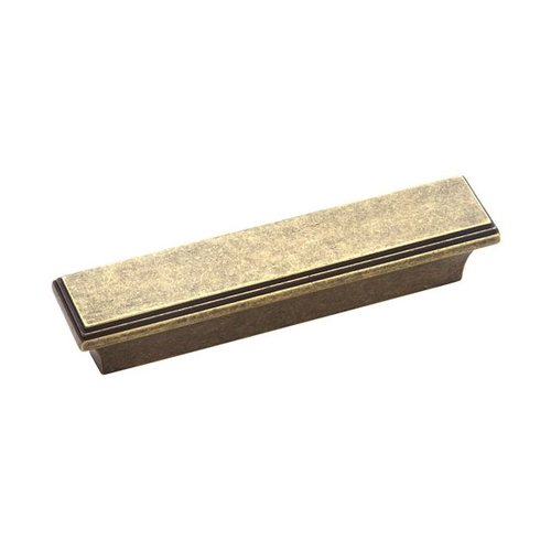 Amerock Manor 3 Inch Center to Center Weathered Brass Cabinet Pull BP26116R2