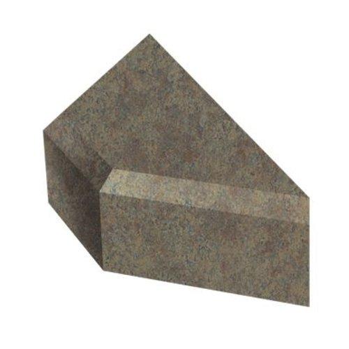 Wilsonart Bevel Edge - African Slate - 12 Ft CE-FE-144-1856K-55