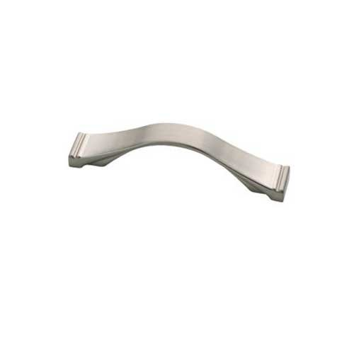 Liberty Hardware Venue 3 Inch Center to Center Satin Nickel Cabinet Pull P17884C-SN-C