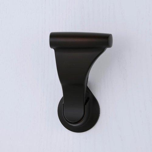"""Soss Closet UltraLatch for 1-3/8"""" Door Oil Rubbed Bronze LCLEX-10B"""
