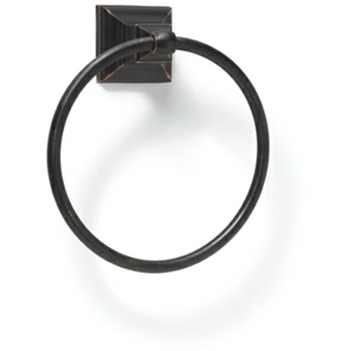 Amerock Markham Towel Ring Oil Rubbed Bronze BH26511ORB