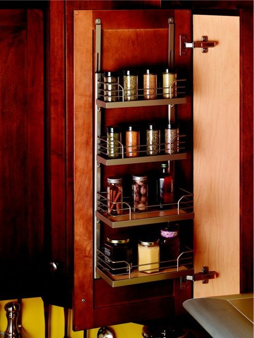 Kessebohmer Slide Kit For Pull Out Spice Rack Frame 543.34.800