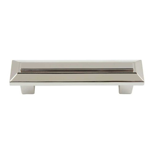 Atlas Homewares Trocadero 3 Inch Center to Center Polished Nickel Cabinet Pull 241-PN