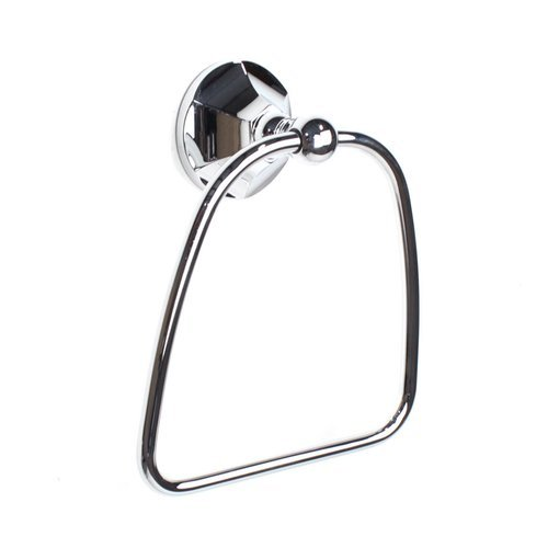 Century Hardware Vera Towel Ring Polished Chrome 81420-26