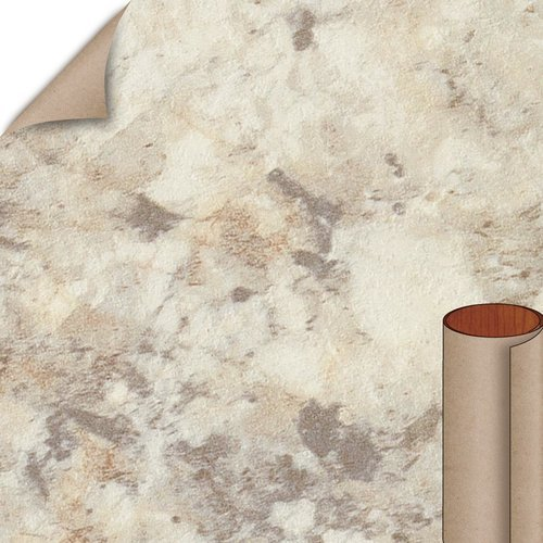 Formica Crema Mascarello HD Radiance Finish 4 ft. x 8 ft. Countertop Grade Laminate Sheet 3422-RD-12-48X096