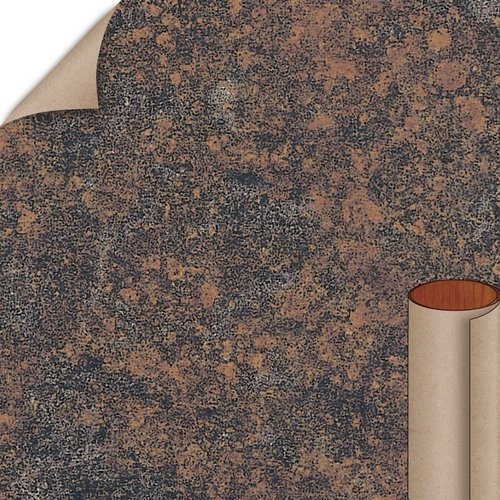 Formica Mineral Umber Matte Finish 4 ft. x 8 ft. Countertop Grade Laminate Sheet 3449-58-12-48X096