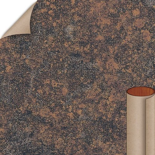 Formica Mineral Umber Matte Finish 5 ft. x 12 ft. Countertop Grade Laminate Sheet 3449-58-12-60X144