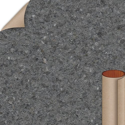 Formica Smoke Quarstone Matte Finish 5 ft. x 12 ft. Countertop Grade Laminate Sheet 6220-58-12-60X144