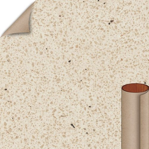Formica Paloma Bisque Matte Finish 4 ft. x 8 ft. Countertop Grade Laminate Sheet 6729-58-12-48X096