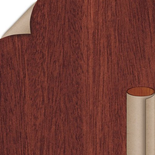 Formica Acajou Mahogany Artisan Finish 4 ft. x 8 ft. Vertical Grade Laminate Sheet 7008-43-20-48X096