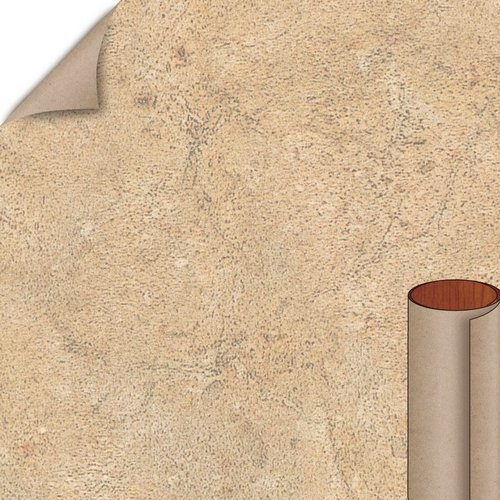 Formica Sand Stone Matte Finish 4 ft. x 8 ft. Countertop Grade Laminate Sheet 7265-58-12-48X096
