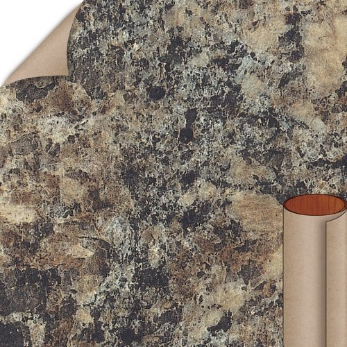 Formica Jamocha Granite Matte Finish 4 ft. x 8 ft. Countertop Grade Laminate Sheet 7734-58-12-48X096