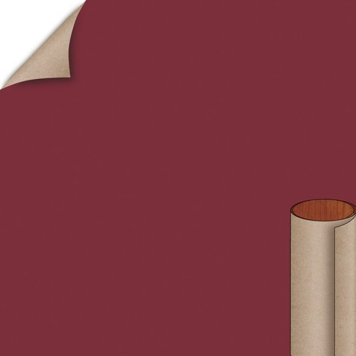 Formica New Burgundy Matte Finish 4 ft. x 8 ft. Vertical Grade Laminate Sheet 7966-58-20-48X096