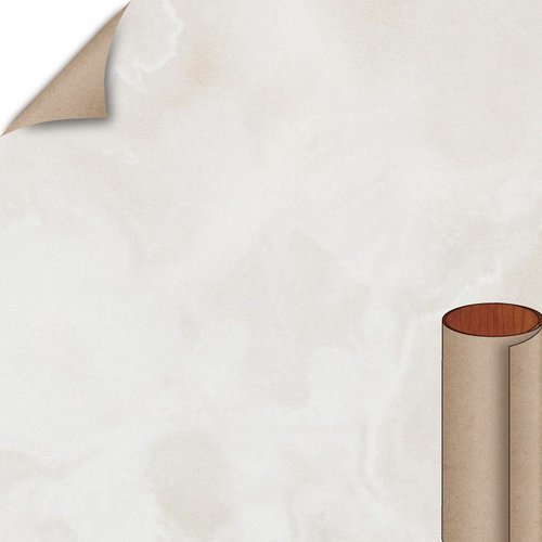 White Onyx Gloss Finish 5 ft. x 12 ft. Countertop Grade Laminate Sheet <small>(#827-90-12-60X144)</small>
